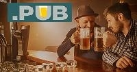 Roll out the barrel online – .PUB is here