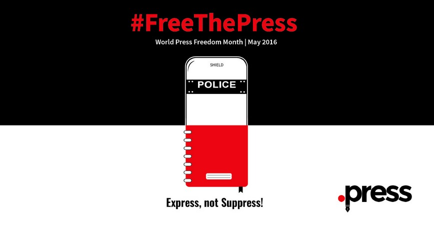 .PRESS PROMOTION - World Press Freedom Month