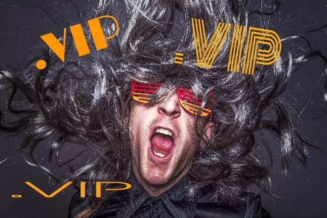 Price drop for .VIP domains!