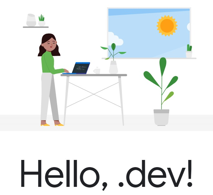 Registration for Google's .dev domains begins in January 2019 !