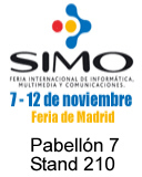 Visit us in our SIMO stand 2006