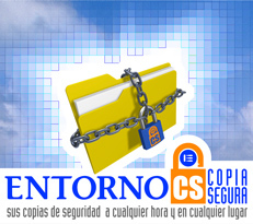 Keep and protect your critical information with Entorno Copia Segura